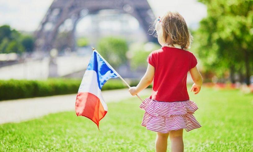 Teach Kids French online