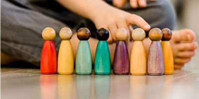 Multicultural Peg Doll Activity