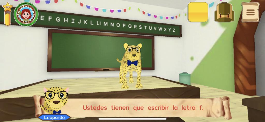 Spanish Safari App Screenshot 6