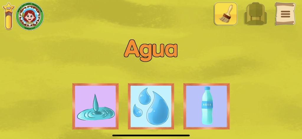 Spanish Safari App Screenshot 4