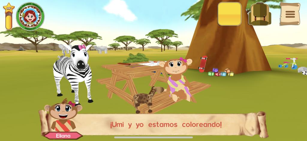 Spanish Safari App Screenshot 5