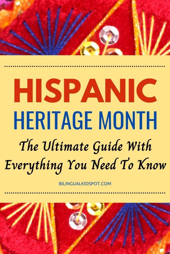 Facts about Hispanic Heritage Month Ultimate Guide