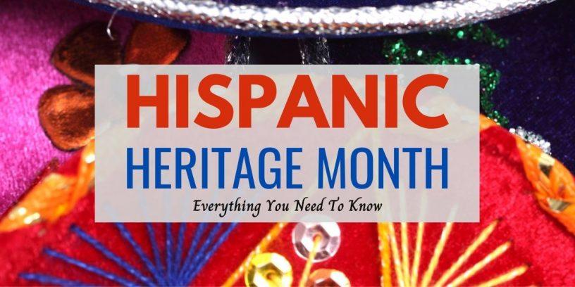 Hispanic Heritage Month Facts