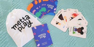 Metta Play Yoga Cards Contents