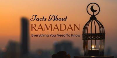 Ramadan Facts